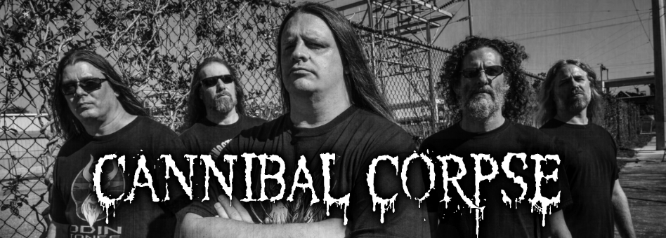 CANNIBAL CORPSE – HardTixx OUT NOW!
