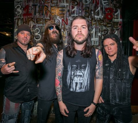 SALIVA / PSYCHO VILLAGE / AND GUESTS // 04.02.2022